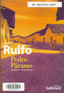 an analysis of cuban policies in juan rulfos novel pedro paramo